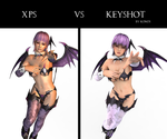 XPS vs Keyshot by Konos-P