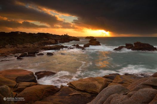 A light in the storm by matthieu-parmentier