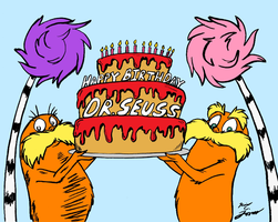 Happy 108th Birthday Seuss by Slasher12