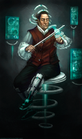 Redesign by CavalierediSpade