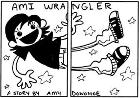 Ami Wrangler pg. 1 and 2 by amism