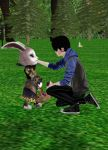 The Easter Bunny Gives Levi a Easter Egg by Levi-Ackerman-Heicho