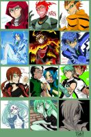 BEN 10-Alien Humanized by GAN-91003