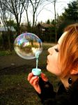 bubbles by kathatonia