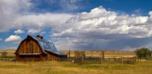 Embar, WY by eDDie-TK