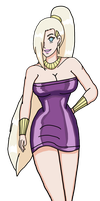 Hot Dress Ino by PerryWhite
