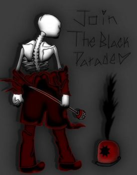join the black parade by Killer-MCR-GD-Lovers