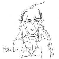 Fou-Lu Commison for Ryollk by Twin-Divinity