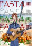 Italy And His Pasta :D by Urahara02
