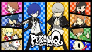 Persona Q Wallpaper by Shadow-Heartless