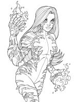 Witchblade by JamieFayX