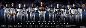 Georgetown Men's Basketball by BHoss1313