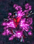 nightcrawler colored by JamieFayX