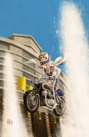 Evel Knievel cover by Erich0823