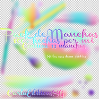 Manchas PNG by CarluEditionsSG