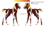 SPS B-1140 Foal Design by theMadFurball