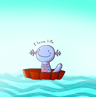 Wooper by ice-cream-skies