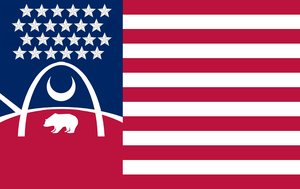 Missouri State Flag Proposal No. 4 By: S.R. Barlow by StephenBarlow
