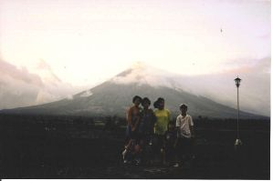 Philippines-Mayon Volcano by myinspiration