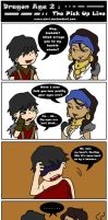 DA2: The Pick Up Line by ehri