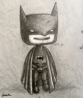 fake batman by berkozturk