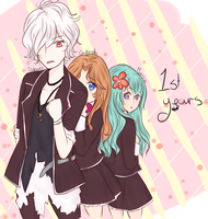1st Year by Kilo13