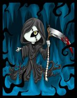 The Reaper by MelissaDalton
