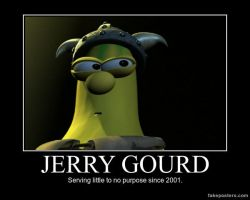 Jerry Gourd De-Motivational by BronyKAL9278REBOOT