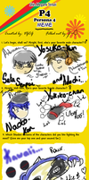 Persona 4 Meme +SPOILERS+ by DeadlyObsession