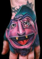 the count by tat2istcecil