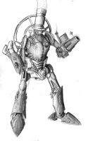 Trevithick mech by Giganaut