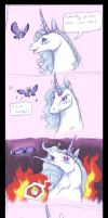 If I was the Last Unicorn... by Muddpuppy