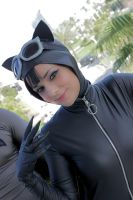Catwoman - Hush by Cortana2552