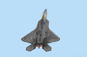 F22 Climbing by pilotroom