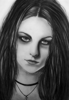 Amy Lee by lihnida