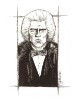 Batman Returns Max Shreck by artistjerrybennett