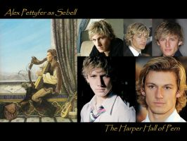 Alex Pettyfer as Sebell by SWFan1977