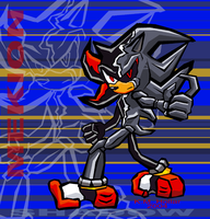 Sonic Battle Mekion by NetRaptor
