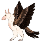 Eva - Owl - BullyBird - Open For Breeding by AxesAndFoxes