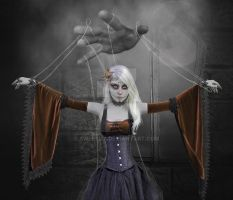 Pull My Strings... by SweetDA