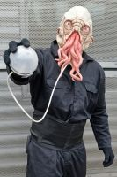 Ood Cosplay at the NSC 2015 (6) by masimage