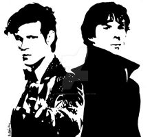 Wholock Time! by BuddaForMary