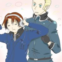 APH: germany and italy COLOUR by Yuuto014