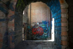 1178, Box Hill brickworks. by thespook