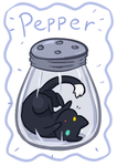 Pepper/Oddo! by CloudDeer