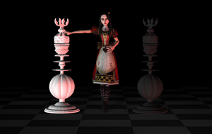 Queen Alice by tombraider4ever