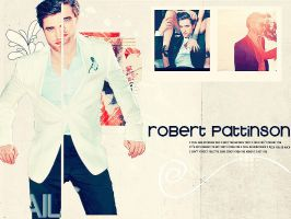 Robert Pattinson 1 by myonlyloverob