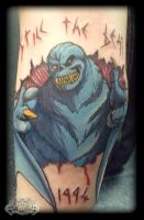 Demon by state-of-art-tattoo