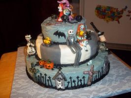 Nightmare Before Christmas by Selcy