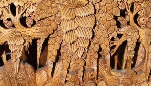 Wood Carving by mysticmorning